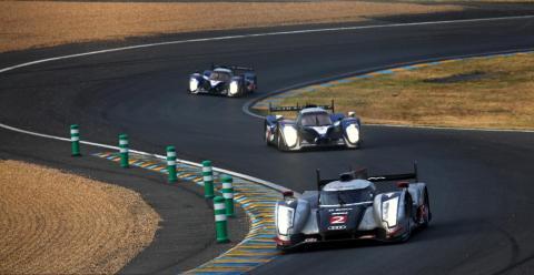 24 horas Le Mans