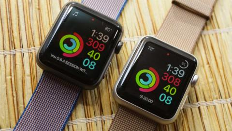 El Apple Watch Series 4 tendrá más campo de visualización: reporte