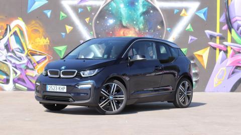 BMW i3, prueba de su tecnología