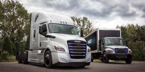 Camiones eléctricos Daimler