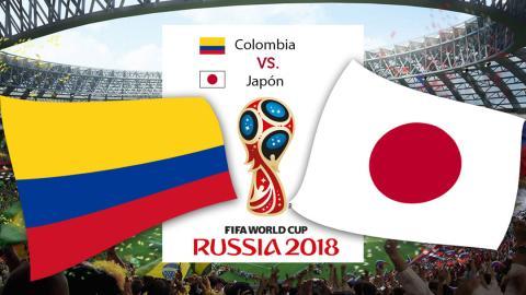 Colombia Japón