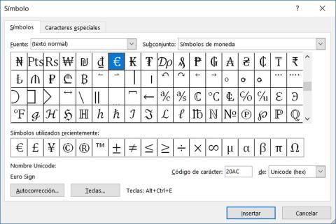 Cómo insertar símbolos matemáticos en Word | Tecnología