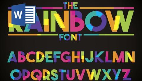 Cómo pintar letras de colores en Word | Tecnología   ComputerHoy.com