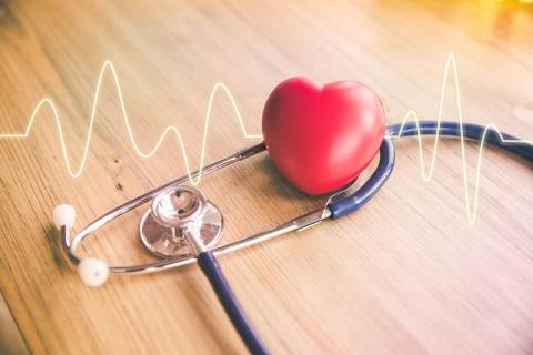corazón, salud