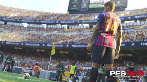 PES 2019 PS4 Xbox One PC