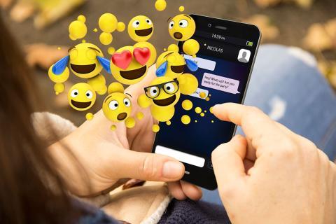 Emojis móvil