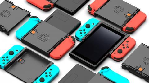 Flip Grip para Nintendo Switch