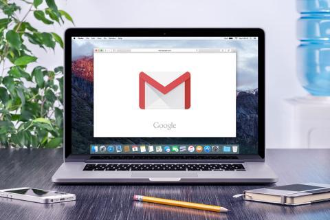 Gmail en un mac