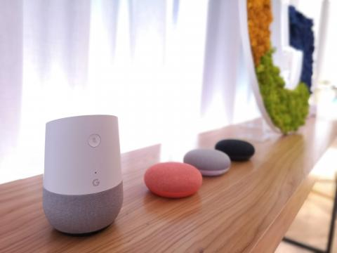 Google Home y Home Mini