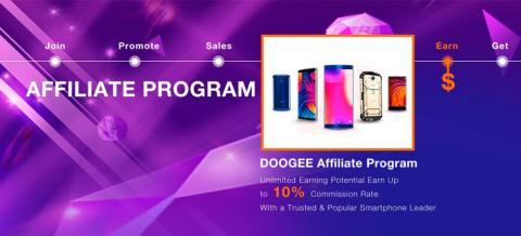 Influencers Doogee