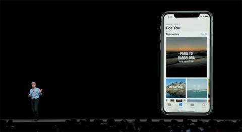 iOS 12 fotos