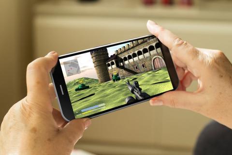 juego disparos android
