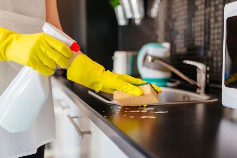 limpiar cocina, limpieza