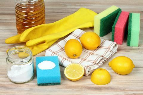Productos de limpieza naturales para sustituir los limpiadores químicos |  Life - ComputerHoy.com