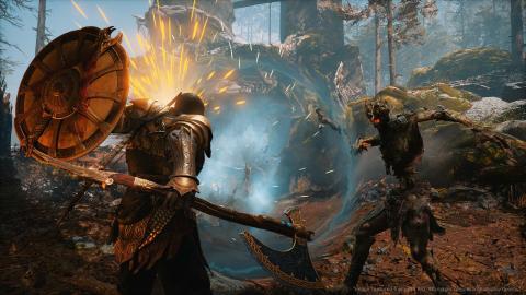 God of War nuevo juego +