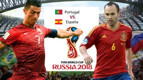 Portugal España