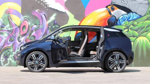 Prueba de la tecnología del BMW i3