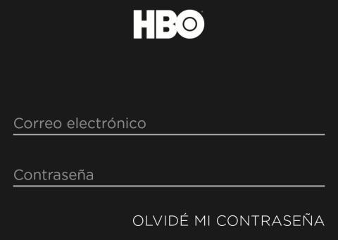 Acceso HBO España