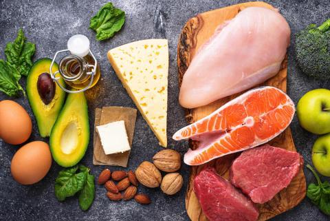 Alimentos comida sana