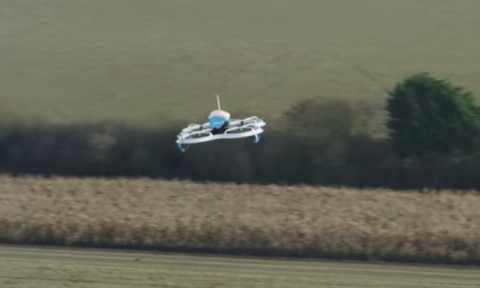 Amazon se prepara para realizar todas las entregas con drones