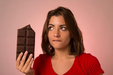 antojo chocolate