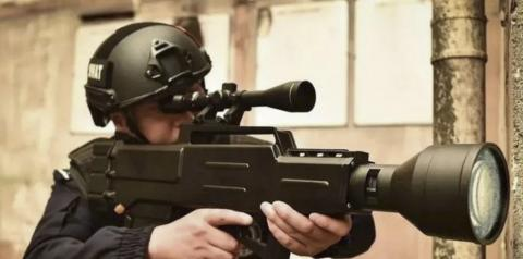 Arma láser de China