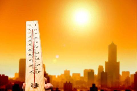 Así puede afectar un golpe de calor a tu cuerpo
