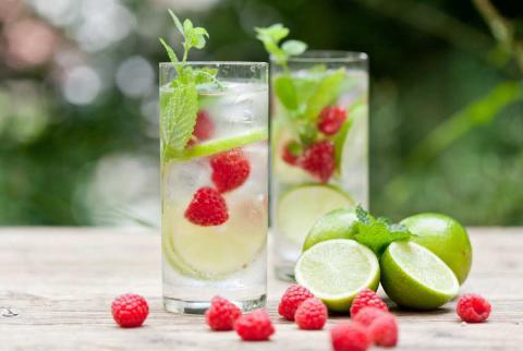 Bebidas para sobrellevar el calor del verano