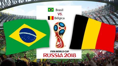 Brasil Bélgica