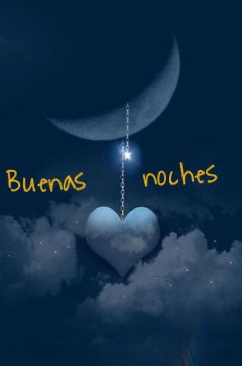 buenas noches - amor