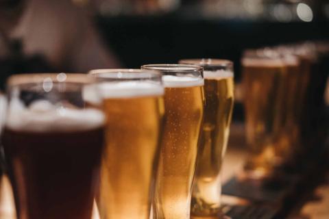 Cervezas en todo el mundo