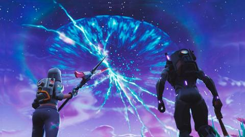 Nuevas teor as sobre la temporada 5 de fortnite for Fortnite temporada 5 sala