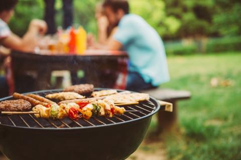 Comida al aire libre