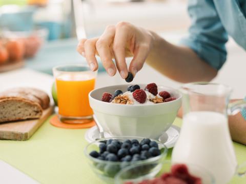 Desayunos en casa para adelgazar
