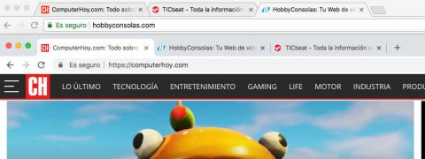 Diseño Chrome Canary