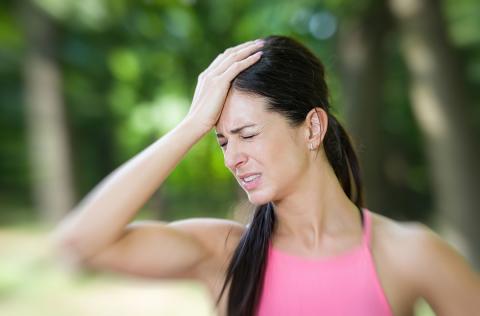 dolor cabeza deporte
