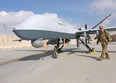 Drone Estados Unidos