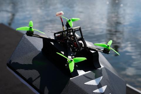 Drone Prix Madrid