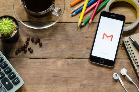 Gmail sin Internet