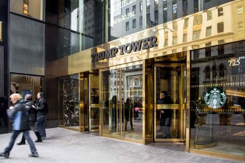 Hotel de Trump