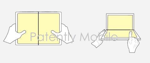 Microsoft diseña una nueva surface plegable