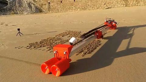 Impresora playa