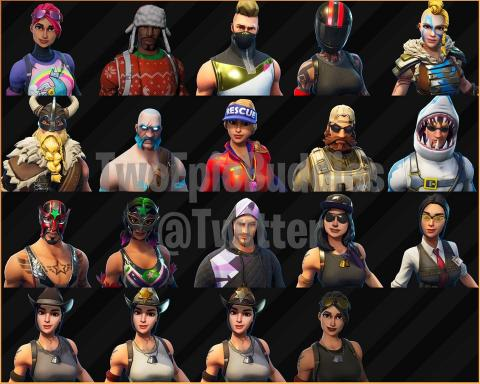 ítems cosméticos de la temporada 5 de Fortnite