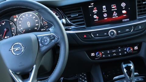 Navegador del Opel Insignia