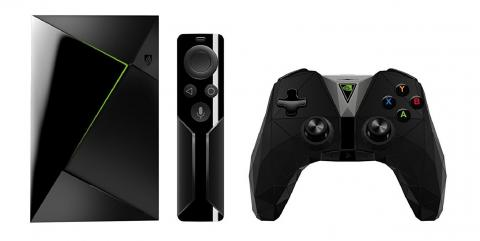 Nvidia Shield TV 2017