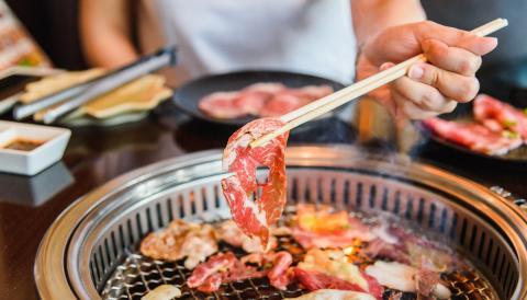 Comer y beber en Japón