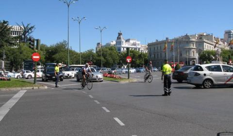 Restricciones tráfico Madrid Central
