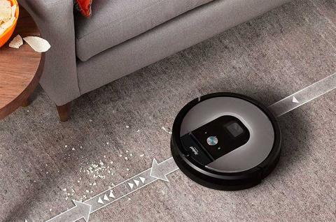 Robot de Roomba en oferta por el Prime Day