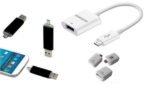Samsung USB OTG