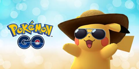Segundo aniversario Pokémon Go
